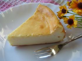 濃厚~♪簡単・うますぎ!チーズケーキ