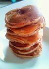 離乳食後期~卵なしパンケーキ