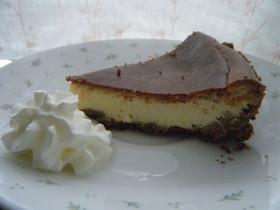 簡単♪ベイクドチーズケーキ