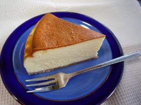 混ぜて焼くだけ♫簡単NYチーズケーキ