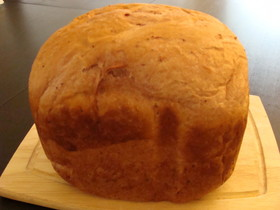 HBでいちご食パン