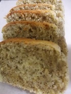 紅茶入り♥ ふんわりパウンドケーキ