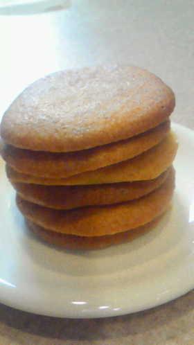 ステラおばさん風ブラウンシュガークッキー