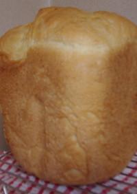 HBにおまかせ♪薄力粉の食パン