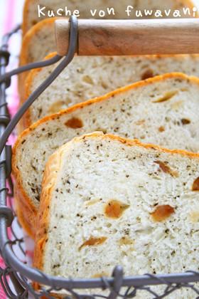 早焼き♡HBで♡紅茶のミルク食パン