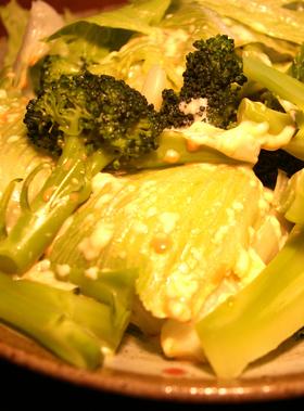 ブロッコリーレタスサラダ