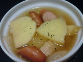 ジャーマンスープ!!
