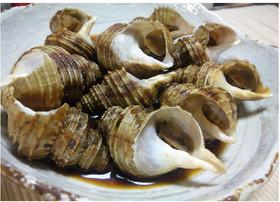 ✿父が大好きな♡つぶ貝の甘辛煮✿