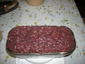 圧力鍋で2度おいしい小豆のゆで方