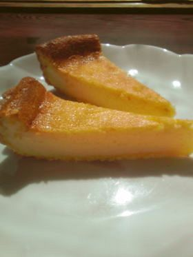 簡単ウマ!ベイクドチーズケーキ