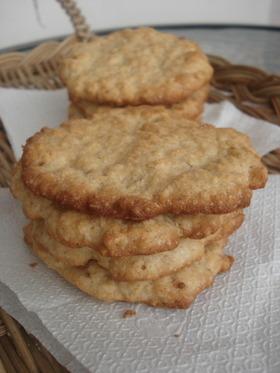 ■ ともちゃんのオーツクッキー ■
