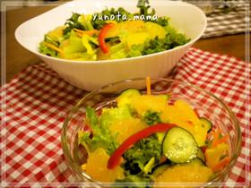 ビタミンC補給☆柑橘類たぁっぷりサラダ☆