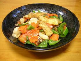 腐竹扇貝(湯葉とホタテのうま煮)