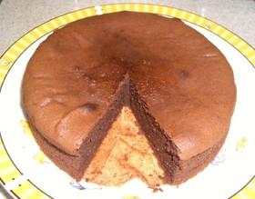 超濃厚タイプ☆チョコレートケーキ