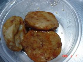 北海道の味 甘ダレ芋餅