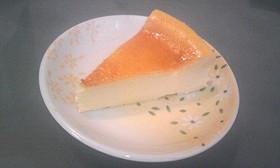 絶品☆濃厚ベイクドチーズケーキ