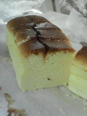 基本のベイクトチーズケーキ☆