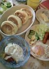 豆腐とホットケーキミックスのビスケット