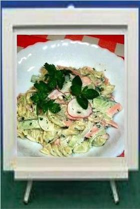 簡単で美味しいマカロニホテトサラダ