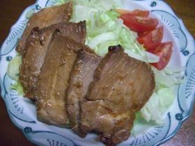 ジューシー焼き豚