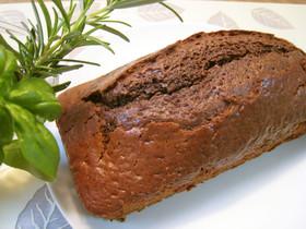 HMで簡単☆チョコレートケーキ(豆乳で)