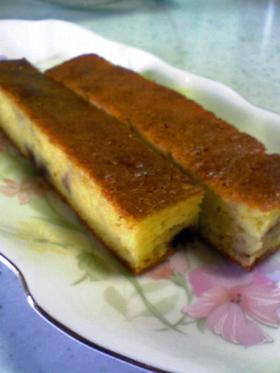 ヨーグルトスティックケーキ★ブルーベリー