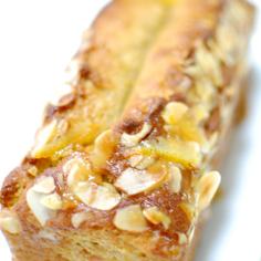 甘さ控えめ☆バナナパウンドケーキ