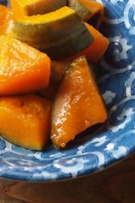 味しみしみ〜かぼちゃの煮物♪