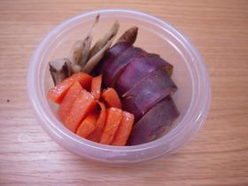 焼き輪切り野菜