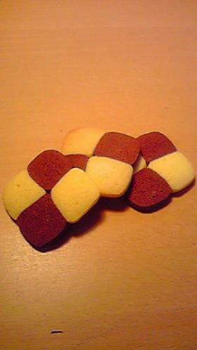 バターなし アイスボックスクッキー