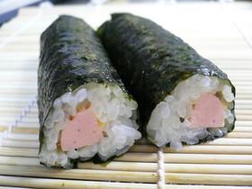 買い食い✿ソーセージマヨ巻き(¥100)