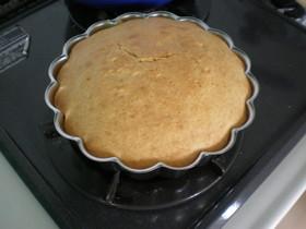 簡単シナモンケーキ!