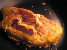 ブリの卵の卵焼き
