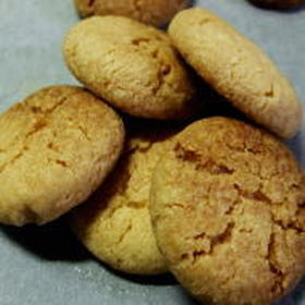 材料3つ☆焼き上げまで30分のクッキー♡