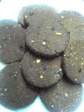おからのチョコクッキー★