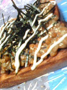 納豆ごパン
