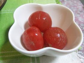 簡単☆冷やしプチトマト