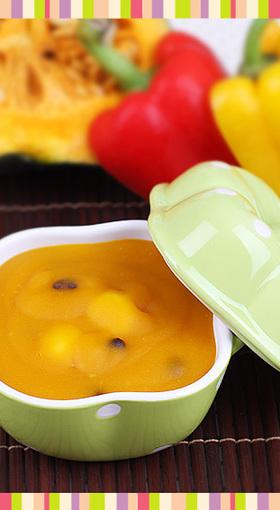 No.15 かぼちゃのおかゆ 韓国料理