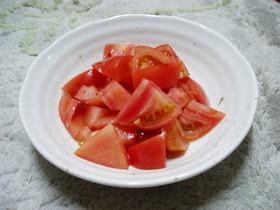 甘いトマトに変身✪イタリアン!?