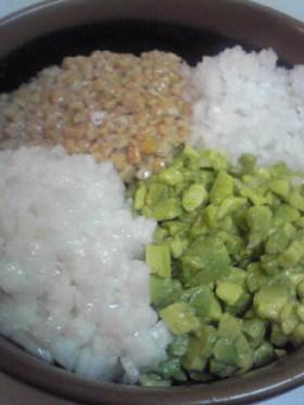 ひきわり納豆の美味しい食べ方♪