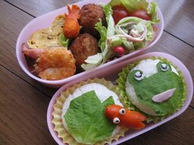小学生のお弁当(遠足編) 2009