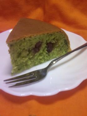 簡単!!よもぎのケーキ