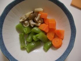 簡単温野菜