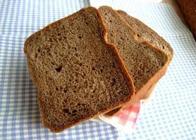 HBで♪オレオ食パン