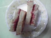 トースト ~ジャムチーズトースト~の写真