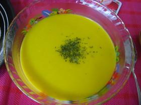 超簡単!朝からかぼちゃのスープ