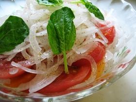 トマトのイタリアンサラダ