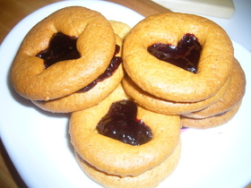 ジャム☆クッキーサンド