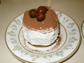 子供でも簡単に作れる♡デコケーキ♡