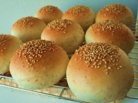 卵不使用☆バンズパン